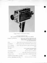 Bell & Howell Autoload Super 8 Camera Design 374 Service and Parts Manual