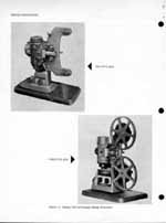 8mm Bell & Howell Projector Models 122-LC and 122-LR Service and Parts Manual
