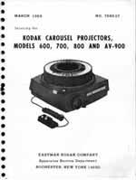 kodak carousel models 600 700 800 av 900 slide projector service rh texsales com Epson Projector Manual Grey Projector Screen 16 9